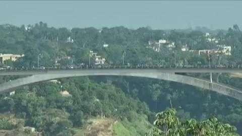 Ponte da Amizade receberá reforma para garantir maior segurança