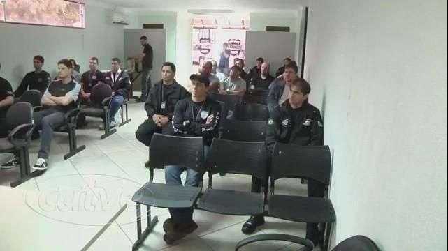 Servidores de segurança passam por capacitação na 15ª SDP