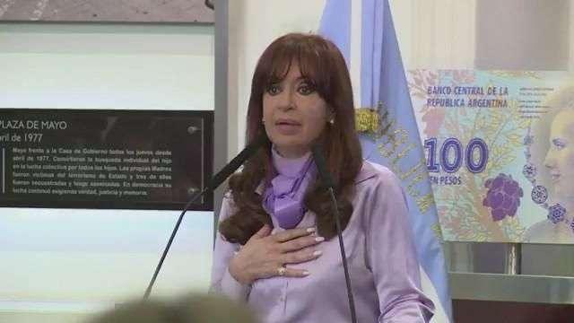"""Kirchner: """"Quieren voltear al gobierno"""""""