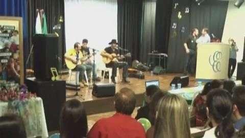 Festival Artístico da Canção apresentou canções próprias dos alunos