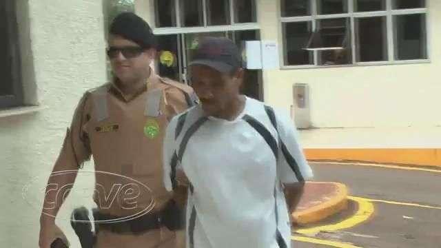 Homem com mandado de prisão em aberto é detido pela PM