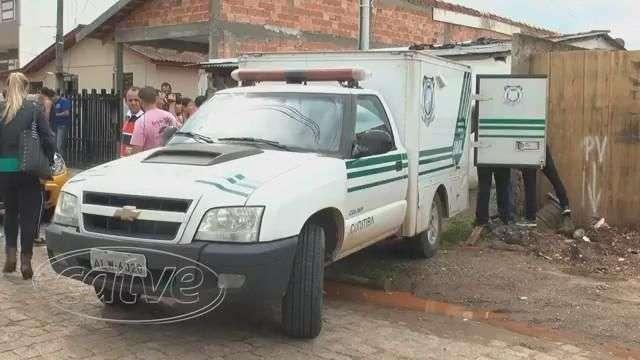 Rapaz é morto a tiros dentro de casa em Pinhais