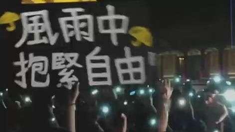 Protestos de Hong Kong ganham apoio internacional