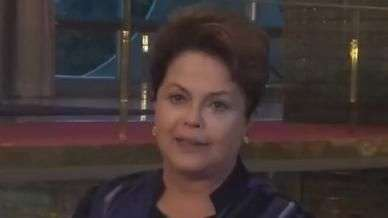 Dilma conta história de prefeitura pega em irregularidade