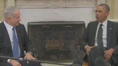 Obama e Netanyahu discutem situação de Gaza e Irã
