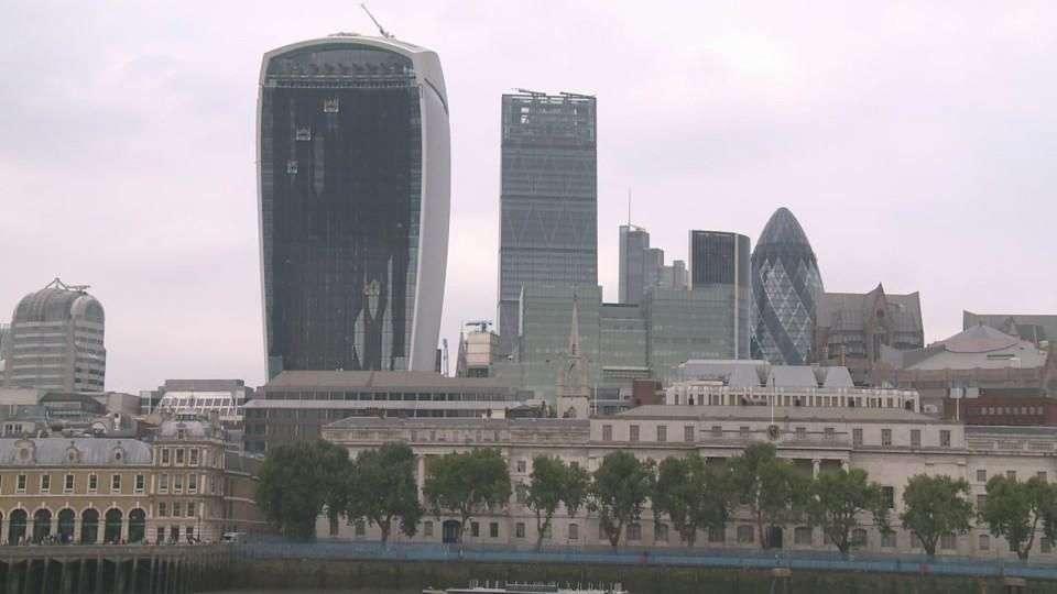 La Manhattanización de Londres