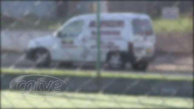 Motociclista fica ferido após bater em lateral de carro em Cascavel