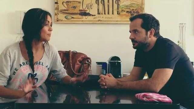 Los celos de Ángel Martín en su reencuentro con Lara Álvarez