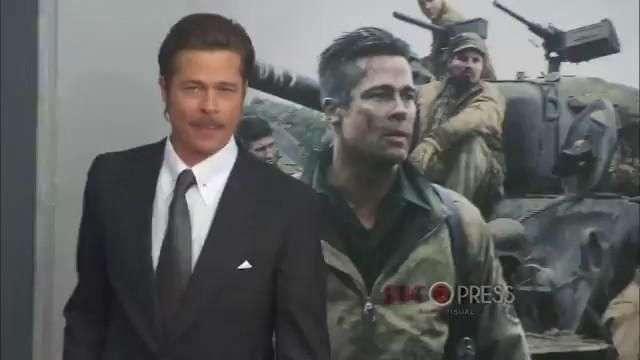 Brad Pitt confiesa haber vivido dentro de un tanque