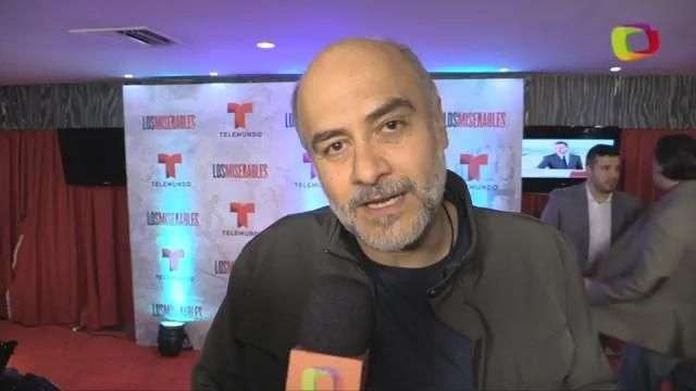 Marco Treviño: 'Aracely Arámbula es muy divertida'