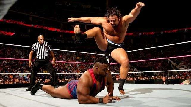RAW: Rusev vuelve a derrotar a Big E gracias a su Accolade
