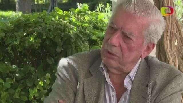 Mario Vargas Llosa cuestiona el 'nacionalismo'