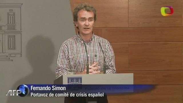 Enfermera española, sin rastro de ébola