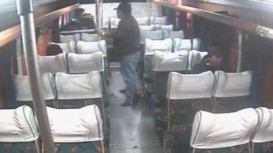Ladrón termina llorando tras intento de robo en Concepción
