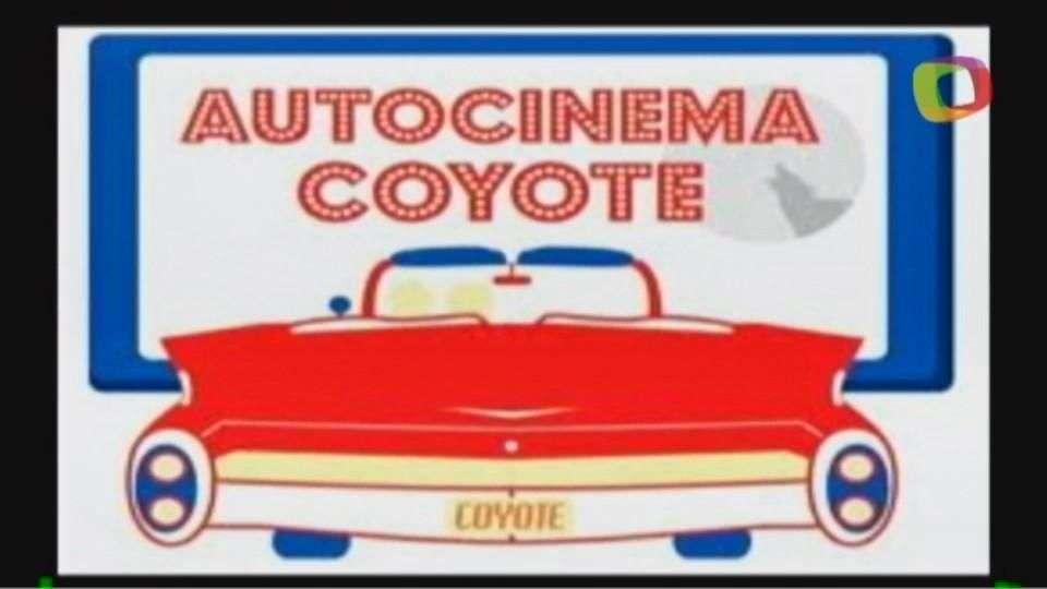 A Leos le gusta el Autocinema Coyote