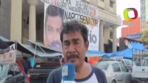 México. Familiares de 43 desaparecidos piden respuestas ...
