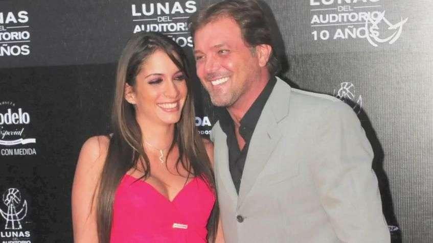 René Strickler con su novia Rubí: Hablar en la casa es ...