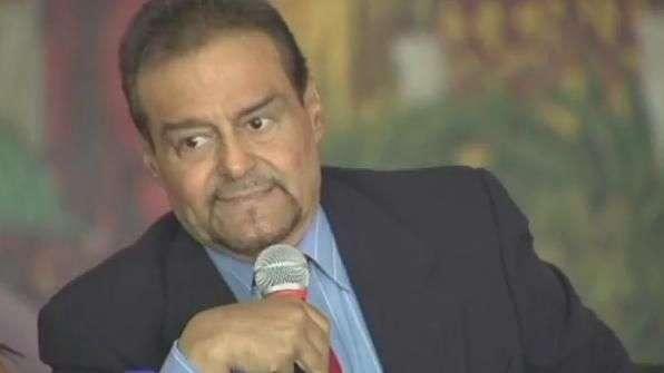 Gonzalo Vega tuvo una recaída de salud