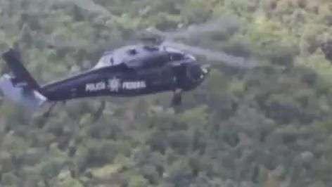 Buscan a normalistas de Ayotzinapa en ríos y montañas de...