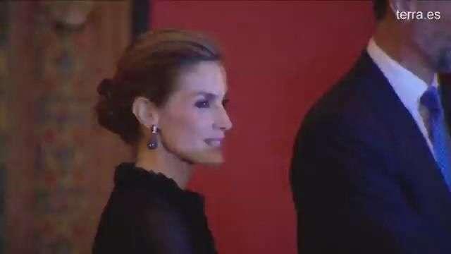 La Reina Letizia vuelve a 'Varela'