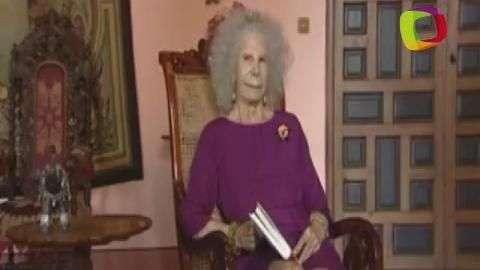 Fallece la duquesa de Alba, popular aristócrata española
