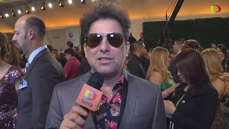 Andrés Calamaro honrado por invitación a los Latin ...