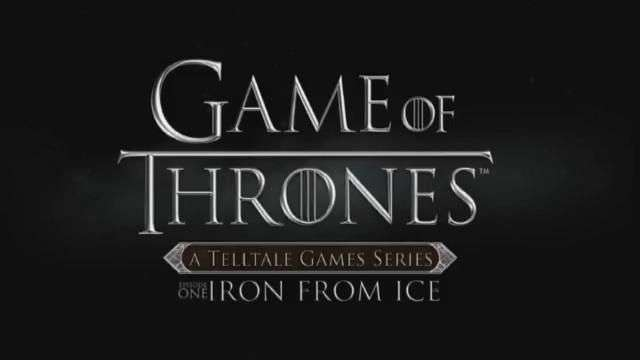 Liberan primer trailer de juego de Game of Thrones