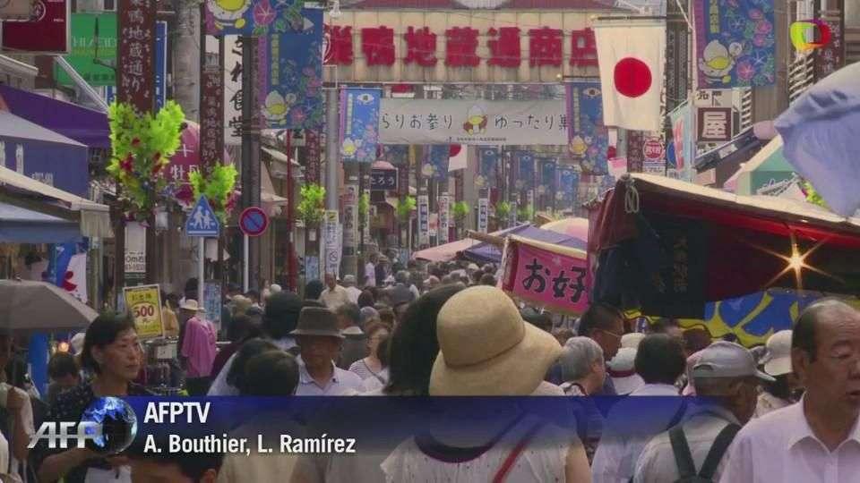 Japón lucha por atraer a extranjeros