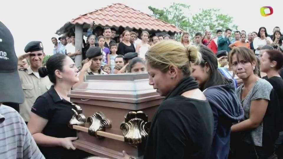 Honduras despide a su reina de belleza