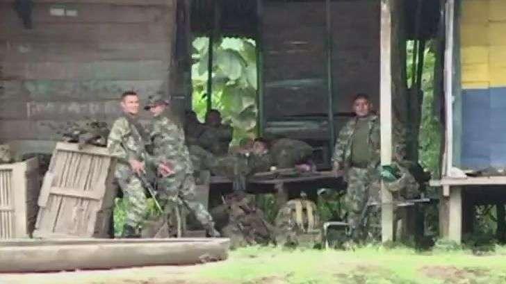 Operativo en marcha para liberar rehenes de las FARC