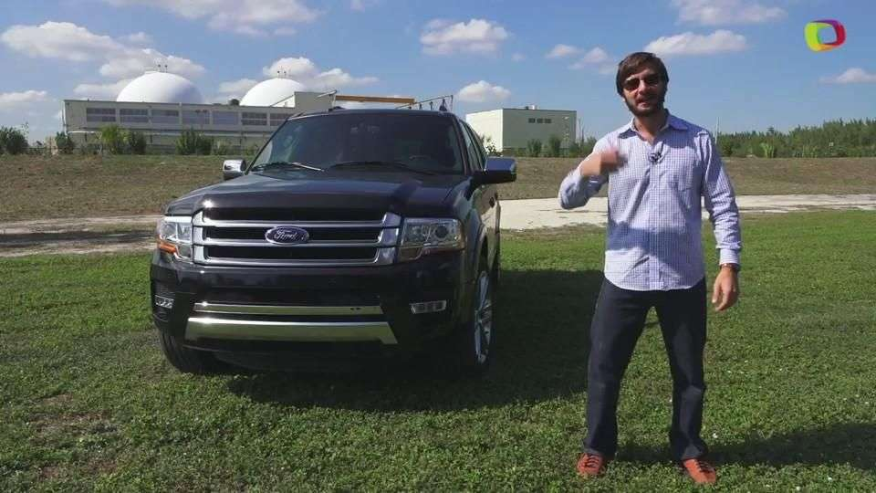 Video: Prueba Ford Expedition 2015