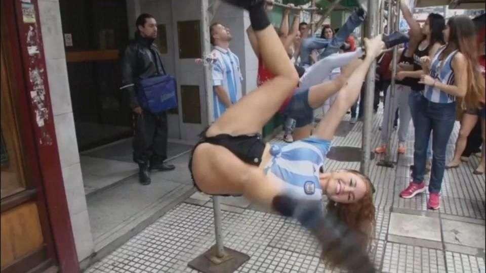 Promueven campeonato sudamericano de Pole Dance en Argentina