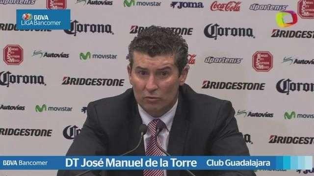Jornada 17, José Manuel de la Torre, Morelia 1-2 ...