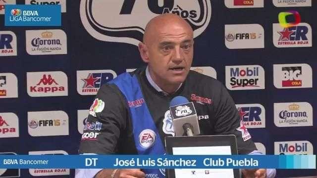 Jornada 17, José Luis Sánchez, Puebla 3-3 Santos, ...