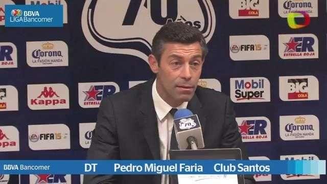 Jornada 17, Pedro Miguel Faria, Puebla 3-3 Santos, ...
