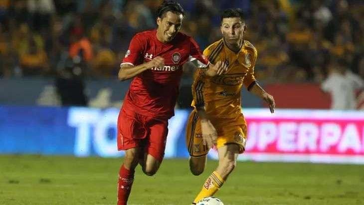 Jornada 17, Tigres 2-1 Toluca, Liga Mx, Apertura 2014