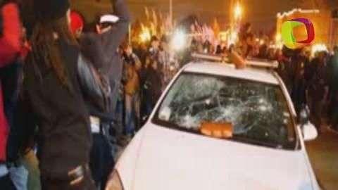 Ferguson en caos tras conocerse el fallo del caso de ...