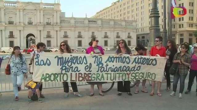 Chile reaviva debate sobre aborto
