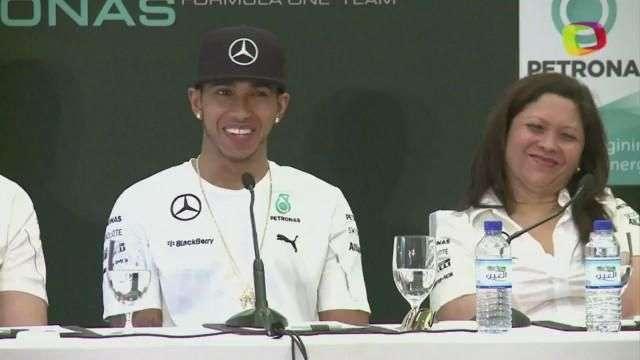 Hamilton, listo para conseguir nuevos títulos