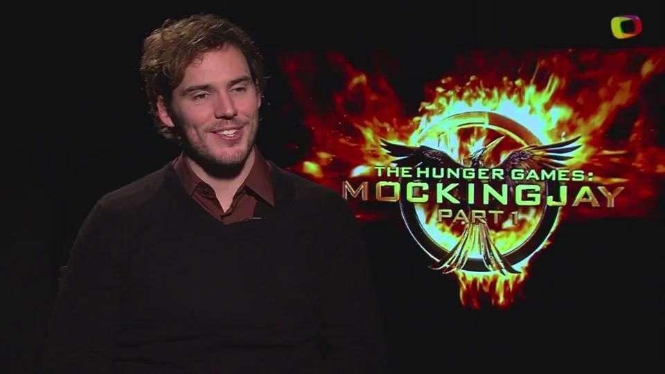 Sam Claflin explora la tensión de 'The Hunger Games: ...