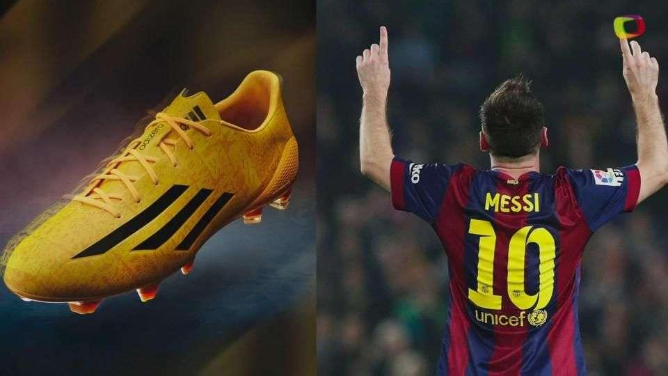 Leo Messi rompe récords al lado de sus inseparables tacos