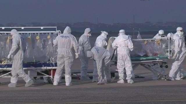 Italiano con ébola es aislado en Roma