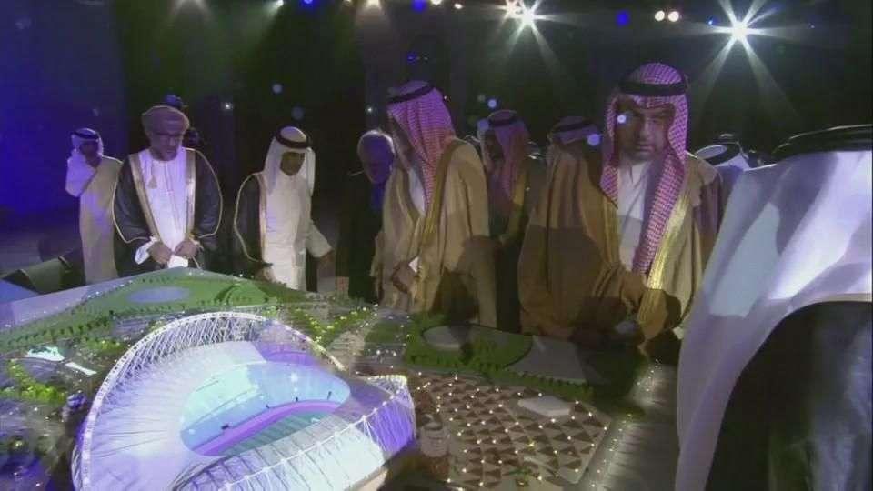 Qatar presenta su tercer estadio para 2022