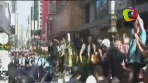 Más de cien detenidos en un nuevo desalojo de protestas ...