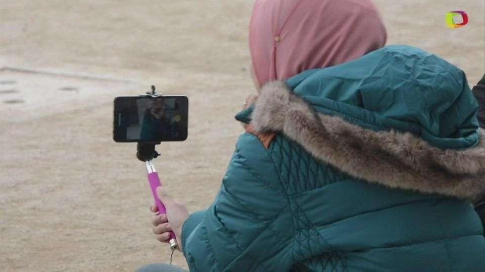Corea del Sur anunció multas por bastones para 'selfies'