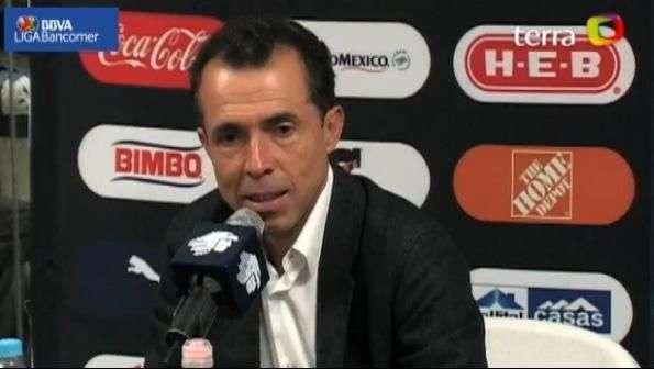 Carlos Barra confía en su plantel para sacar el triunfo ...