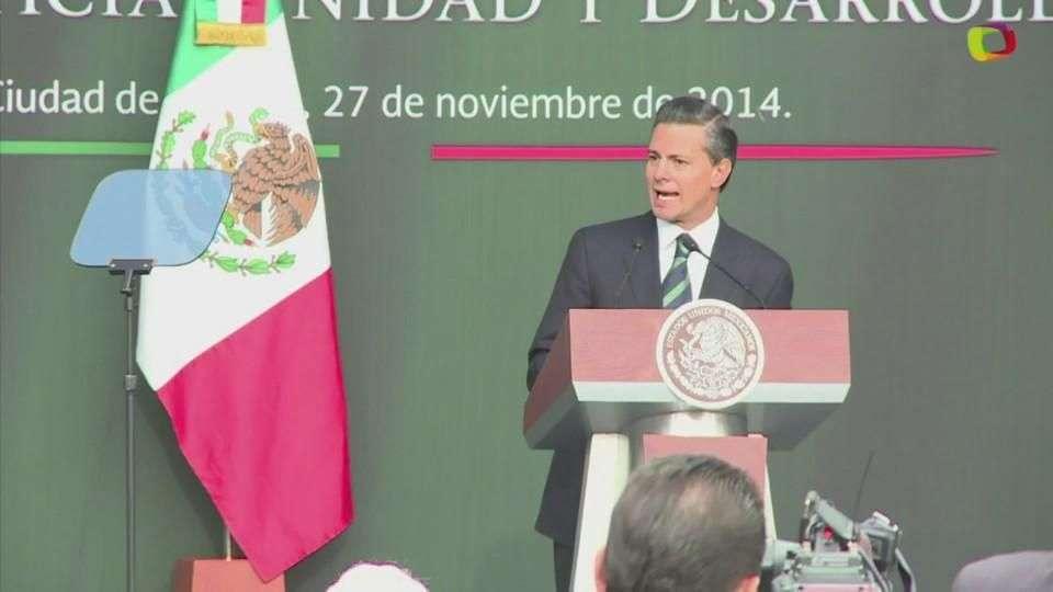Reacciones tras propuestas de Peña Nieto