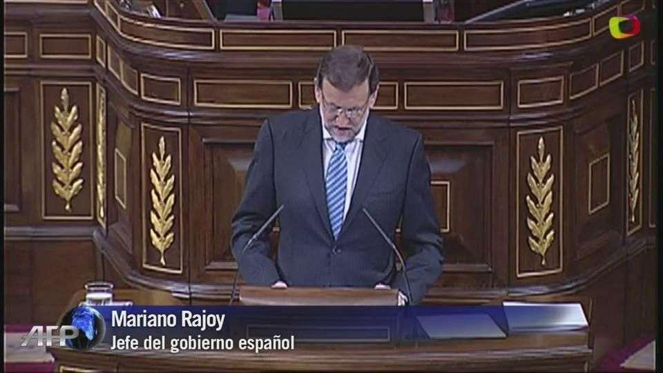 Rajoy pide acuerdos ante escándalos de corrupción