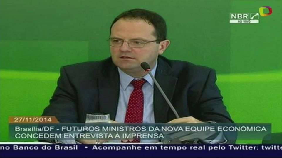 Dilma nombró a Levy como ministro de Hacienda de Brasil