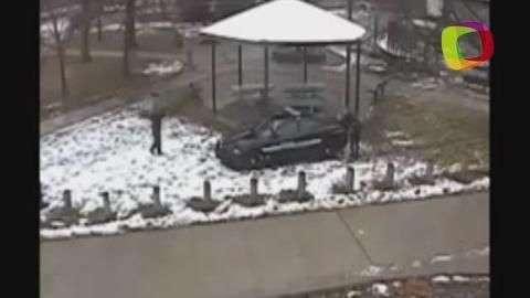 Controversia por disparo fatal de un policía a niño con ...